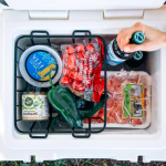 5 Tips to store your food and beverages for a long time while traveling