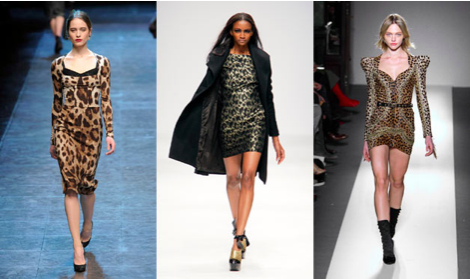 Trending Animal Prints for Autumn/Winter  2019