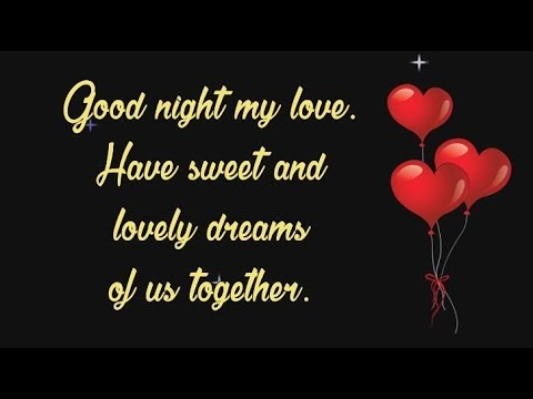 Image result for goodnight love