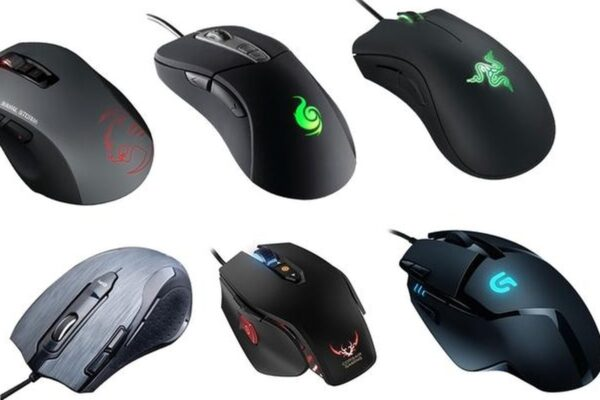 Types Of Mice For PC Gaming